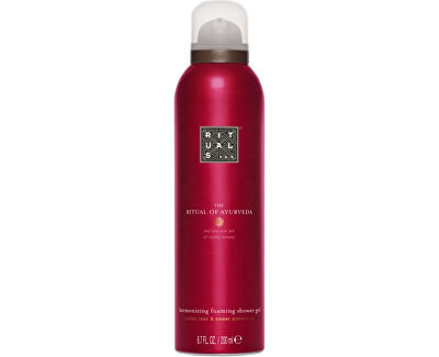 Sprchový gel The Ritual Of Ayurveda (Harmonizing Foaming Shower Gel)