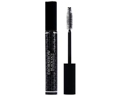 Voděodolná objemová řasenka Diorshow Black Out Waterproof (Spectacular Volume Intense Black-Kohl Mascara) 10 ml