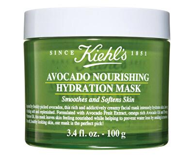 Vyživující a hydratační maska s avokádem (Avocado Nourishing Hydration Mask)
