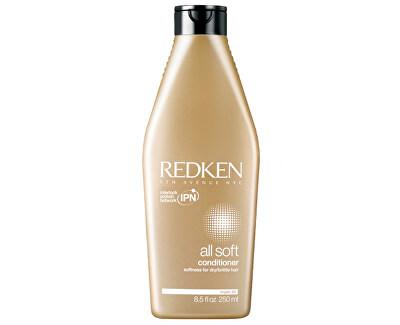 Zjemňujúci kondicionér pre suché a krehké vlasy All Soft (Conditioner)