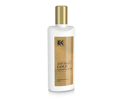 Zlatý kondicionér pro poškozené vlasy (Conditioner Anti-Frizz Gold)