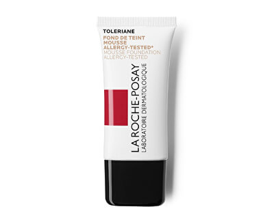 Zmatňující pěnový make-up pro mastnou a smíšenou pleť Toleriane Teint SPF 20 (Mousse Foundation) 30 ml