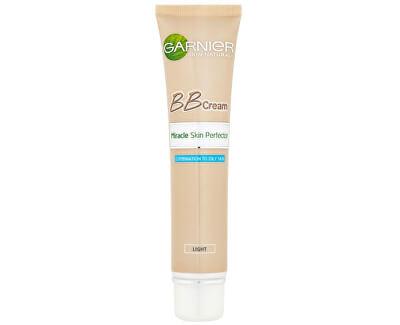 Zmatňující tónovací BB krém pro smíšenou až mastnou pleť (Miracle Skin Perfector) 40 ml