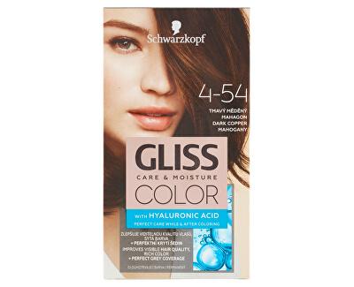 Zvýhodnené balenie Permanentná farba na vlasy Gliss Color 3 ks