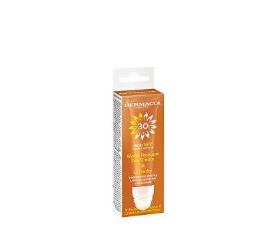 Crema cu factor de protecție mare și balsam de buze Sun SPF 30 (Water Resistant Cream and Lip Balm) 30 ml + 3,2 g
