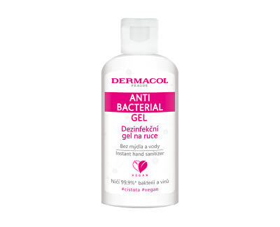 Gel dezinfectant pentru mâini (Anti Bacterial Gel) 50 ml