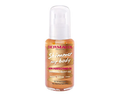 Zkrášlující tělový olej Shimmer My Body (Skin Perfecting Oil) 50 ml