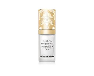 Feuchtigkeitsspendende Basis für Make-up Secret Veil (Hydrating Radiant Primer SPF 30) 30 ml