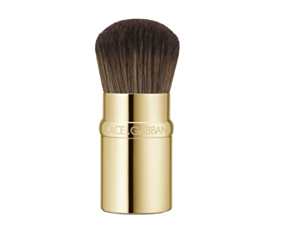 Kosmetický štětec na make-up Retractable Kabuki Foundation Brush