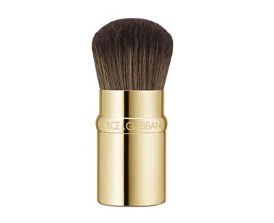 Pensulă cosmetică pentru make-up Retractable Kabuki Foundation Brush