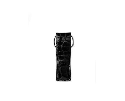 Černá cestovní manikúra Solingen z umělé kůže PL808