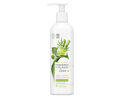 Lapte de CorpBambus Powered by Plants Bamboo (Body Lotion) 250 ml