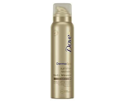 Spmă bronzantă Derma Spa Summer Revived Medium to Dark (Body Mousse) 150 ml