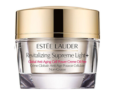 Feuchtigkeitsspendende Anti-Aging-Creme Revitalizing Supreme Light + (Global Anti-Aging Cell Power Creme) 15 ml