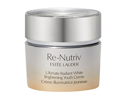 Rozjasňující pleťový krém Re-Nutriv (Ultimate Radiante White Brightening Youth Creme) 50 ml