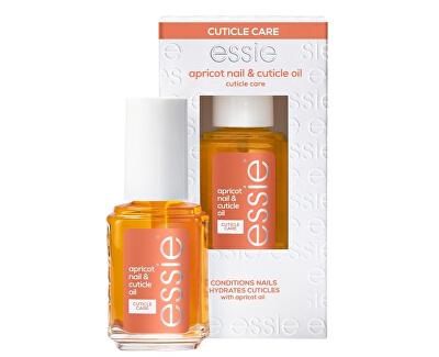 Vyživující olej na nehty Apricot (Nail & Cuticle Oil) 13,5 ml