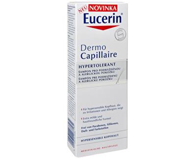 Hypertolerantní šampon pro podrážděnou a alergickou pokožku DermoCapillaire 250 ml