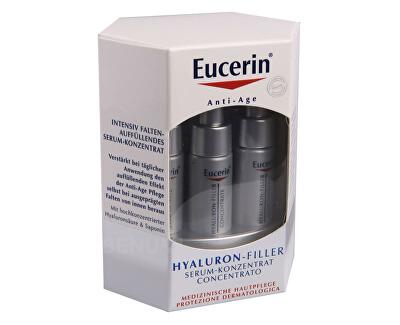 Sérum pro redukci vrásek a zpevnění pleti Hyaluron-Filler 6 x 5 ml