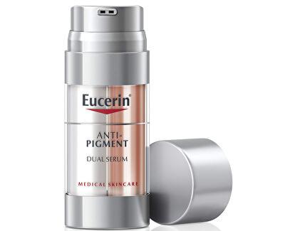 Duální rozjasňující pleťové sérum proti pigmentovým skvrnám AntiPigment (Dual Serum) 30 ml