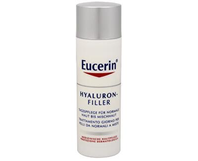 Intenzivní vyplňující denní krém proti vráskám HYALURON-FILLER pro normální a smíšenou pleť SPF 15 50 ml