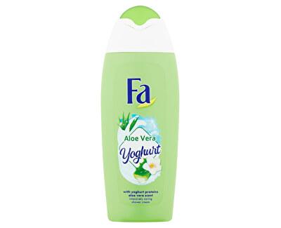 Sprchový krém Aloe Vera Yoghurt (Intensively Caring Shower Cream) 400 ml - SLEVA - prasklé víčko