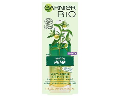 Multi-regenerační noční olej s bio konopným olejem BIO (Multi-Repair Sleeping Oil) 30 ml