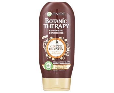 Balsam revitalizant cu ghimbir si miere pentru părul slab si fin Botanic Therapy (Revitalizing Conditioner) 200 ml