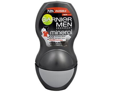 Minerální antiperspirant Invisible Roll-on pro muže 50 ml
