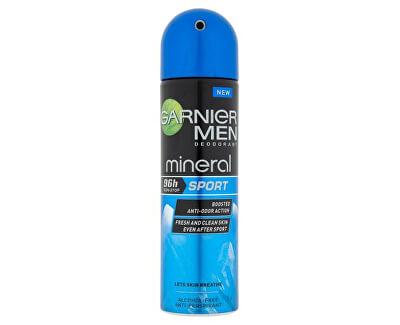 Minerální deodorant Sport ve spreji pro muže 150 ml