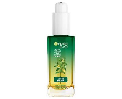 Ulei de noapte multi-regenerant cu ulei bio de cânepă BIO (Multi-Repair Sleeping Oil) 30 ml