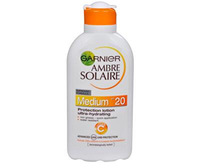 Opalovací mléko Ambre Solaire SPF 20 (Protection Lotion Ultra-Hydrating) 200 ml