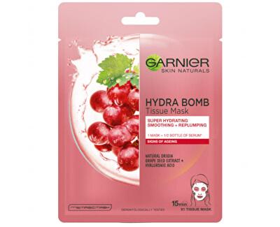 Textilní hydratační maska Hydra Bomb (Tissue Mask) 32 g