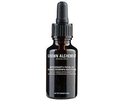Ulei antioxidant de piele Borago, Rosehip & Buckthorn (Anti-Oxidant + Facial Oil) 25 ml