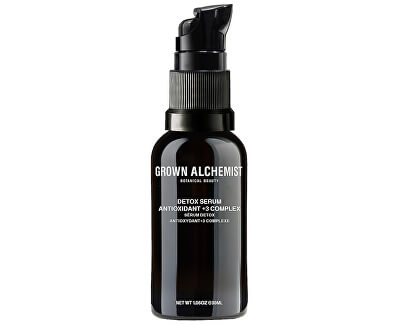 Detoxikační sérum Antioxidant + 3 Complex (Detox Serum) 30 ml