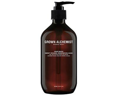 Tekuté mýdlo na ruce Sweet Orange, Cedarwood & Sage (Hand Wash) 500 ml