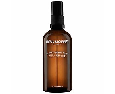 Tělový olej Ylang Ylang, Tamanu & Omega 7 (Body Treatment Oil) 100 ml