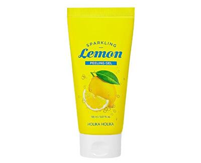 Gelový peeling s výtažky z citronu Sparkling Lemon (Peeling Gel) 150 ml