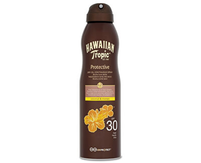 Suchý olej na opalování SPF 30 Protective (Dry Oil Continuous Spray) 180 ml