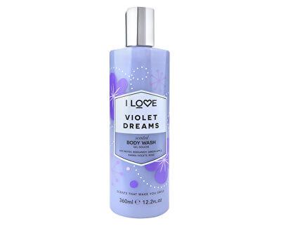 Sprchový gel Violet Dreams (Body Wash) 360 ml