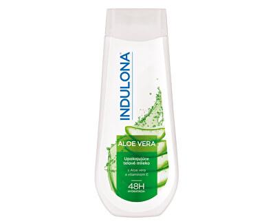 Zklidňující tělové mléko Aloe Vera 400 ml