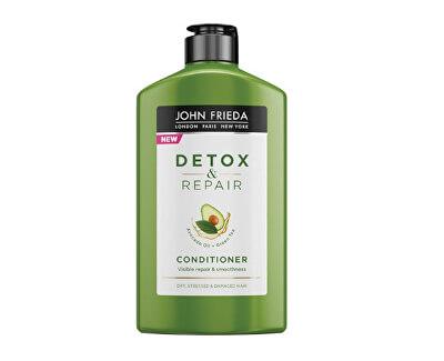 Balsam detoxifiant pentru păr deteriorat Detox & Repair (Conditioner) 250 ml