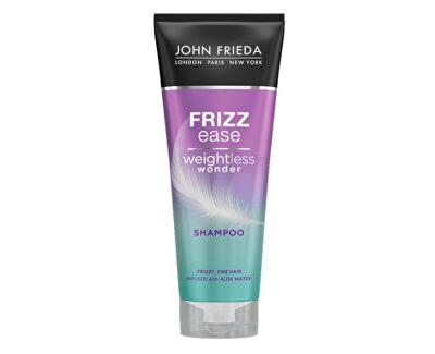Șampon netezitor pentru părul dezordonat și încrețit Frizz Ease Weightless Wonder (Shampoo) 250 ml