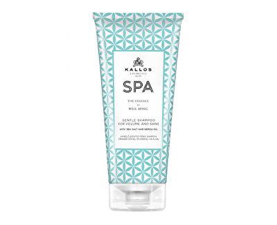 Jemný šampón pre všetky typy vlasov SPA (Gentle Shampoo) 200 ml