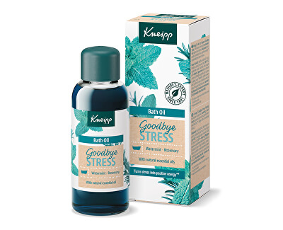 Olej do koupele Goodbye Stress 100 ml