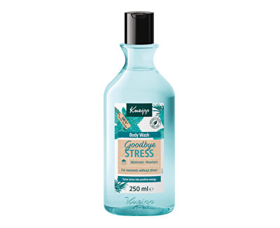 Gel de duș pentru corp și minte Goodbye Stress 250 ml