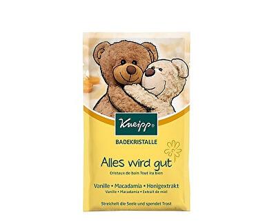 Sare de baie Teddy Bear Hug 60 g