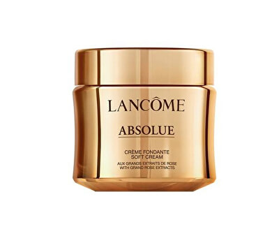 Jemný regenerační krém s extraktem z růže Absolue (Fondante Soft Cream) 60 ml