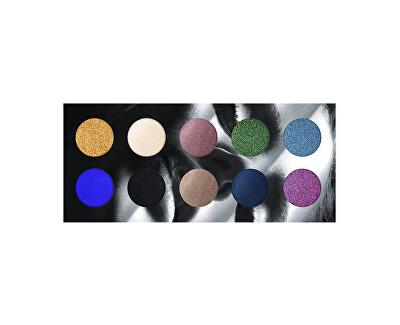 Paletka 10 očních stínů Limited Edition Mert and Marcus Collection (After Dark Eyeshadow Palette)