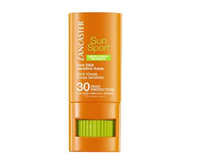 Ochranná tyčinka SPF 30 Sun Sport (Face Stick Sensitive Areas) 9 ml