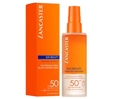 Sprej na opalování SPF 50 Sun Beauty (Sun Protective Water) 150 ml